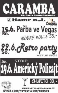 program diskoteky party camp caramba cerven 2019 186x300 program diskoteky party camp caramba cerven 2019